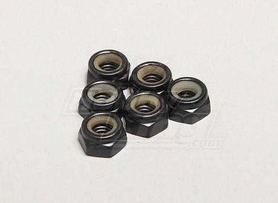 锁紧螺母M5(6件) -  Turnigy泰坦1/5和雷霆1/5