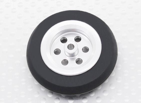 Turnigy规模喷气铝合金轮毂39毫米瓦特/橡胶轮胎