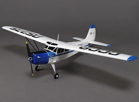 YAK 12飞机EPO950毫米W /襟翼(PNF)