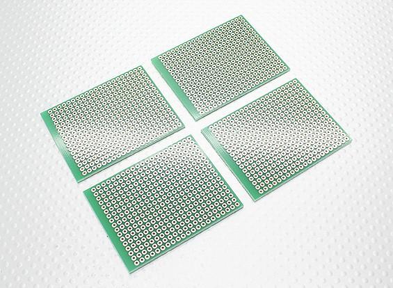 DIY PCB面包板57x45mm(4支/袋)