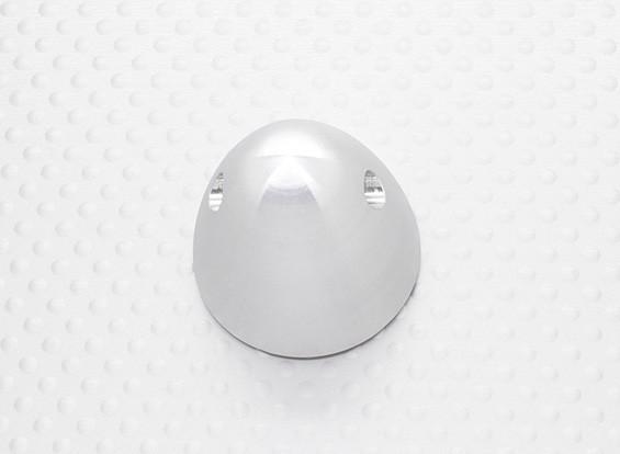 30毫米铝微调道具螺母M7x1.0