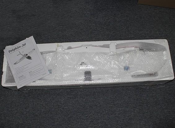 SCRATCH / DENT海豚喷气EDF EPO1010毫米ARF