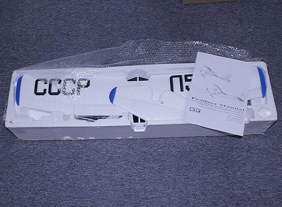 SCRATCH / DENT YAK 12 EPO950毫米W /襟翼(PNF)