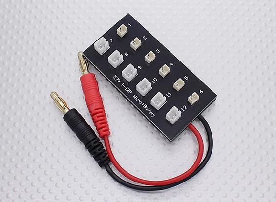 微Paraboard充电板瓦特/微JST与JST-PH连接器