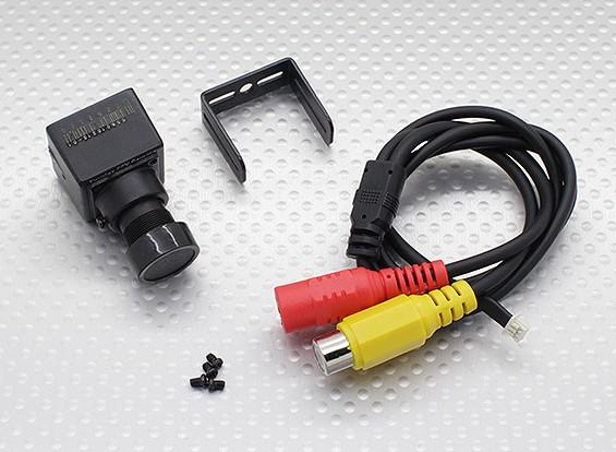 Turnigy微FPV摄像机520线(NTSC)1/3高分辨率CCD索尼