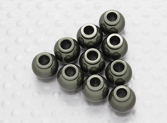 阳极氧化8毫米六角螺栓球 -  A2038与A3015(10片装)