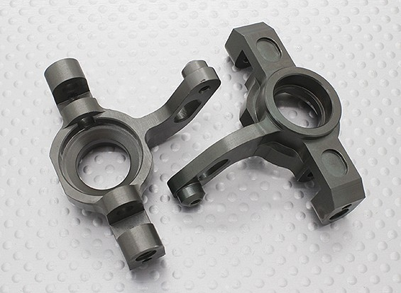 转向节臂L / R  -  A2038与A3015合金金属Upgrage(1对)