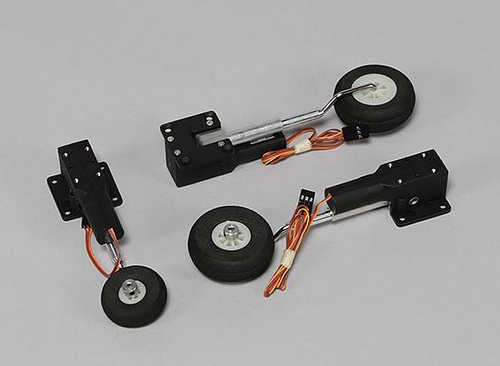Durafly™DH吸血鬼1100毫米 - 更换收回套装