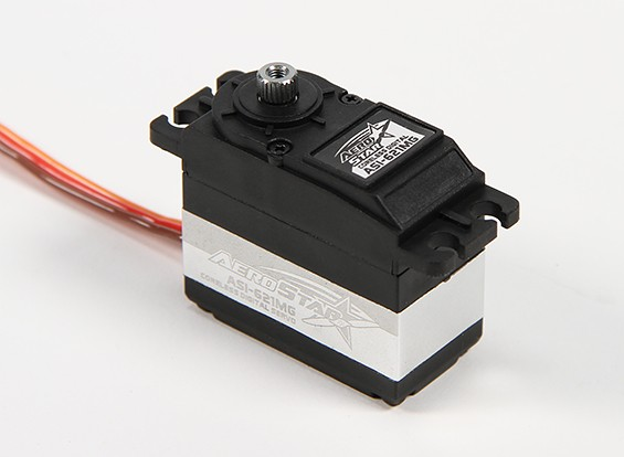 AEROSTAR™ASI-621MG无芯DS / MG伺服21.06公斤/ 0.131sec /61克