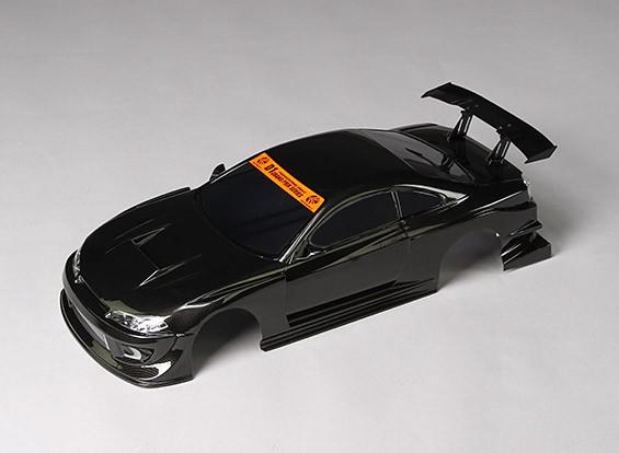 1:10 GP体育S15西尔维娅成品机身外壳瓦特/桶LED