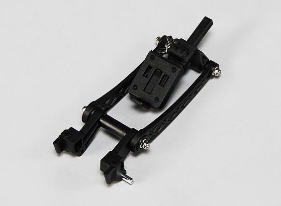 Turnigy 9XR FPV监控器安装臂