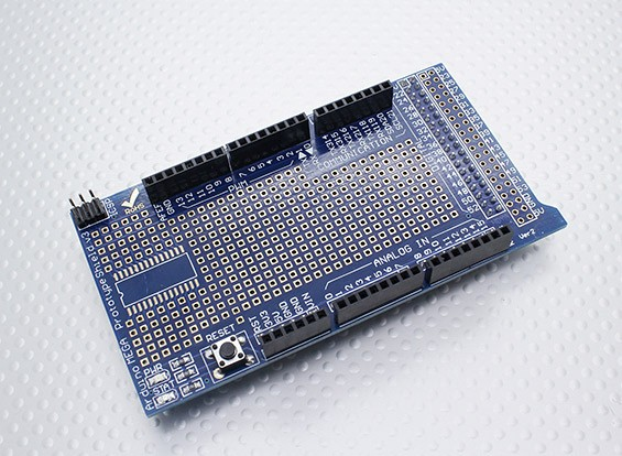 Kingduino MEGA ProtoShield V3扩展板