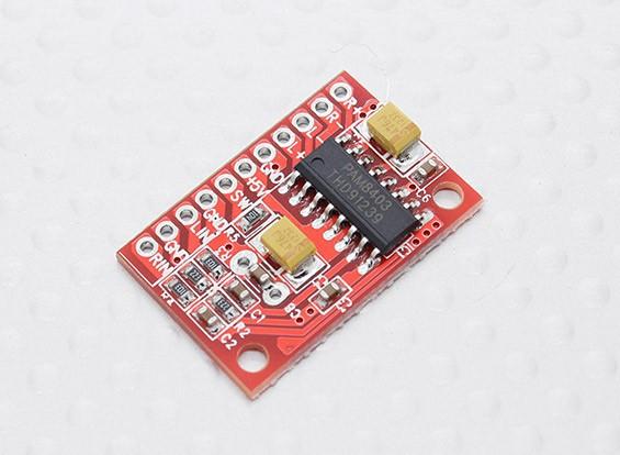 Kingduino支持2声道音频功放板