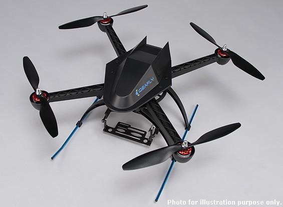 IDEAFLY IFLY-4卷/倾斜相机万向安装瓦特/舵机