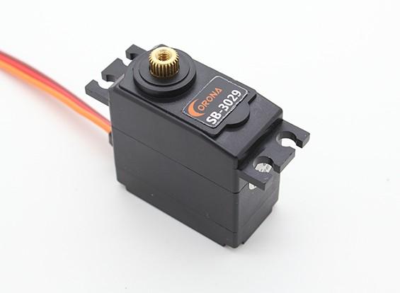 电晕SB-3029 S.Bus数字伺服MG4.5千克/ 0.12sec /32克