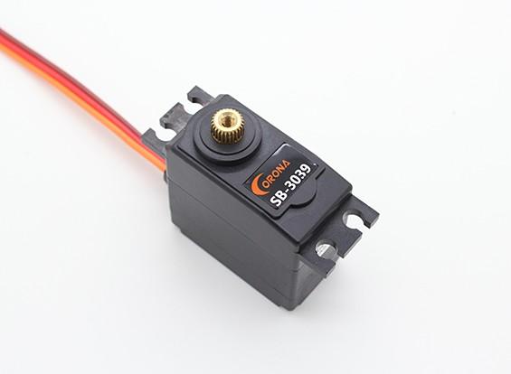 电晕SB-3039 S.Bus数字伺服MG5.0千克/ 0.14sec /32克