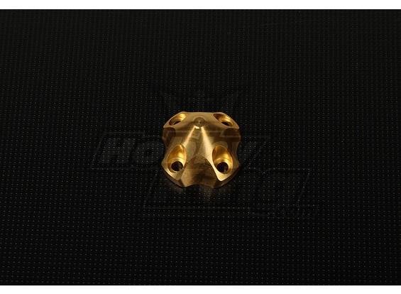 3D微调为DLE30(33x33x26mm)黄金