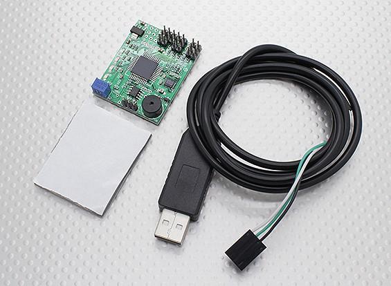 的X凸轮GSM110 2轴相机万向稳定系统瓦特/ USB电缆