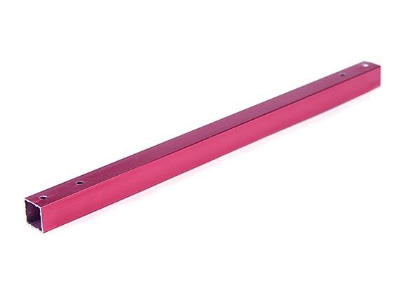 铝方管DIY多旋翼12.8x12.8x230mm X525(.5Inch)(红色)