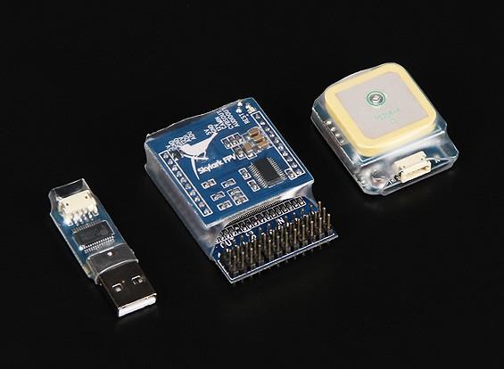 云雀OSD V4.0对于第一人称视系统