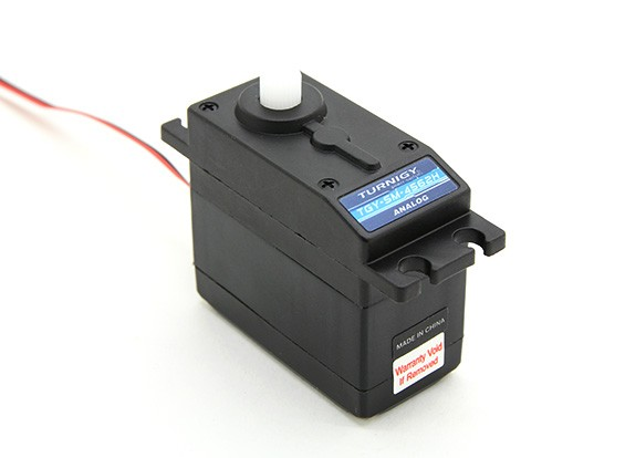 Turnigy TGY-SM-S4562H 180?模拟伺服5.3公斤/ 0.17sec /44克
