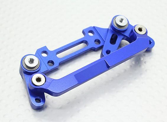 铝。转向持有人 -  1/10 Hobbyking使命-D 4WD GTR