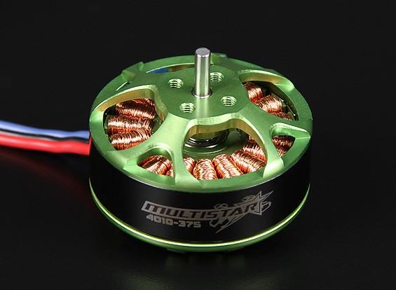 4010-375KV Turnigy 22多星极无刷多转子电机,超长信息