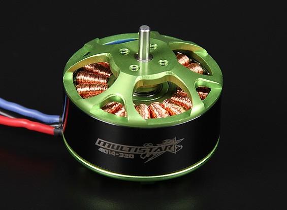 4014-320KV Turnigy 22多星极无刷多转子电机,超长信息