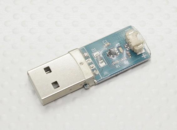 HobbyKing®掌上四USB Lipoly电池充电器