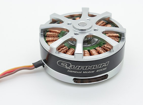 Quanum 4008精密无刷电机万向(NEX5大小400-800g)