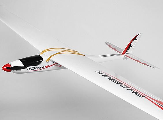 凤凰1380 EPO复合R / C滑翔机(PNF)