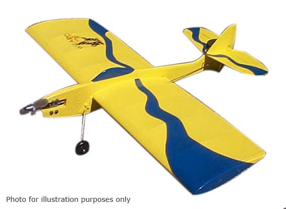 黑鹰模型向导控制线巴尔沙610毫米(套件)