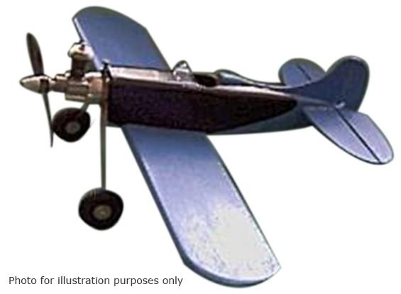 黑鹰模型乌鸦控制线巴尔沙457毫米(套件)