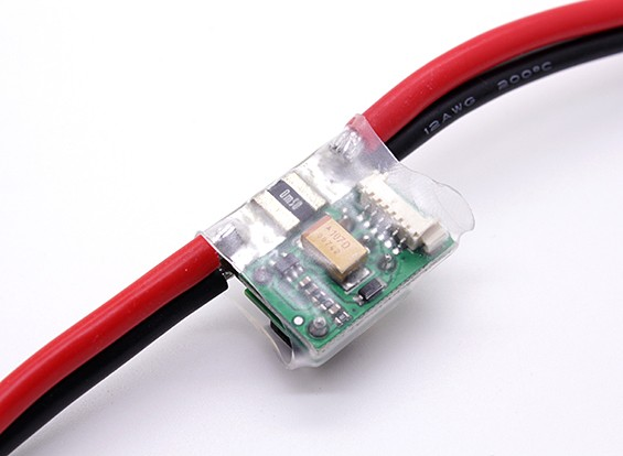 HKPilot电源模块与T-连接器和6针150毫米电缆