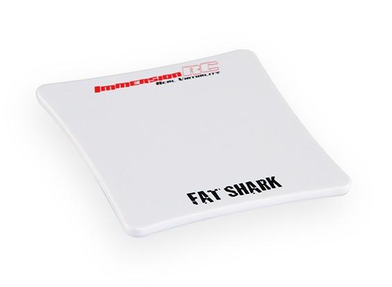 沉浸Fatshark SpiroNET CP贴片天线的5.8GHz(SMA)13dBi增益