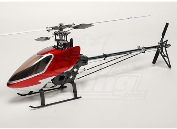 HK-450TT PRO 3D扭矩管直升机套件对齐霸王龙COMPAT。