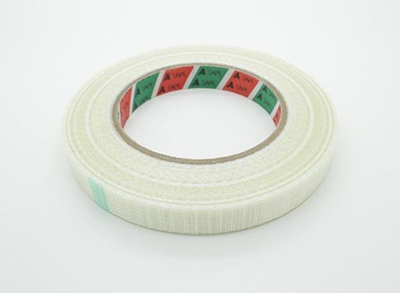高强度网纹纤维胶带尺寸仅为15mm×50米
