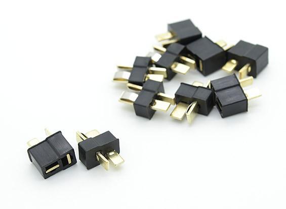 迷你黑T连接器包(5对)