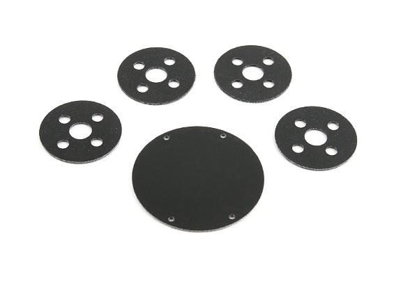 华科尔QR X350 GPS四轴飞行器 - 固定板集(5片装)