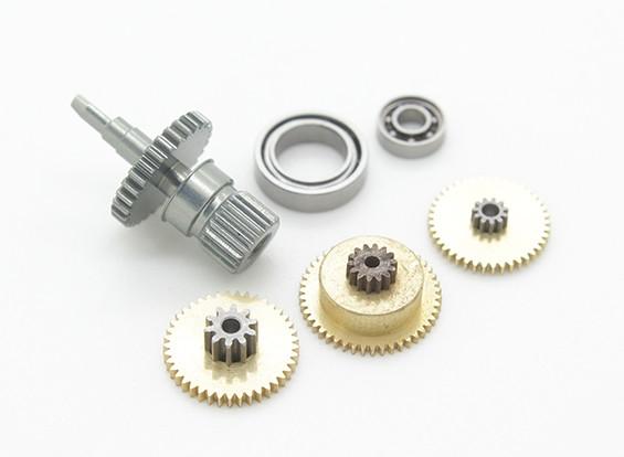 更换齿轮组对于RJX 450伺服