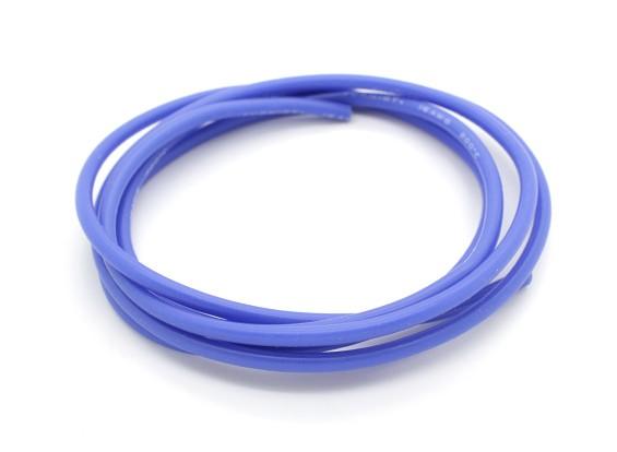 Turnigy纯硅胶线16AWG 1M线(由蓝)