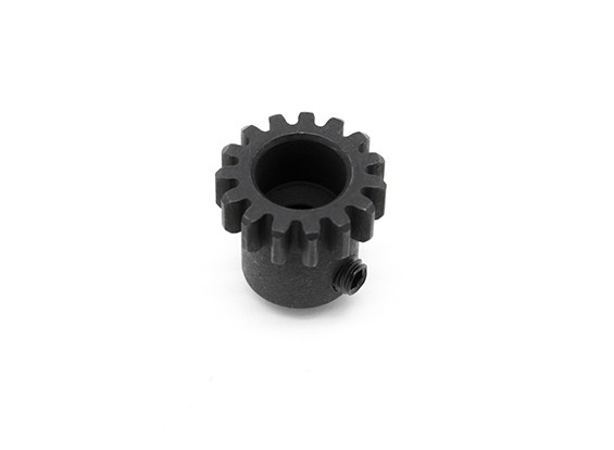 电机齿轮15T W / m4x4的平头螺丝 - 锤SABERTOOTH 1/8比例