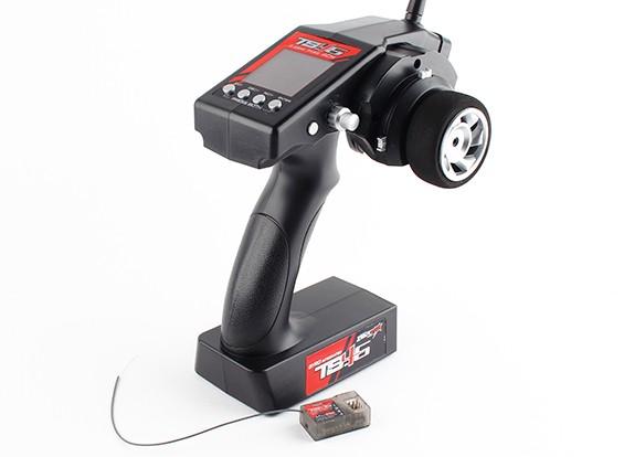 TrackStar D-规格TS4G 2.4GHz的4通道无线系统(陀螺仪集成)