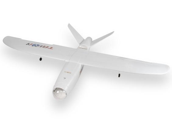 的X无人机爪FPV V型尾翼无人机EPO1718毫米(套件)
