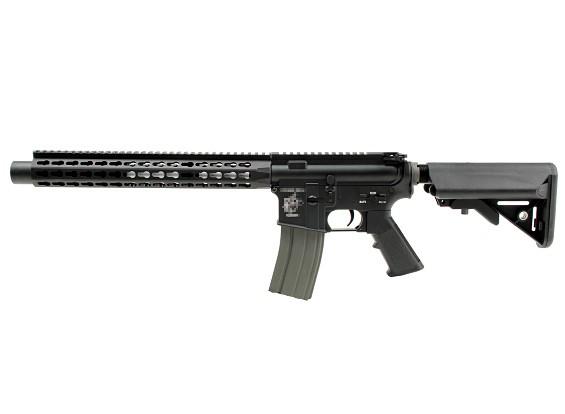 DYTAC战斗系列UXR4沉默M4 AEG标准版(黑色)