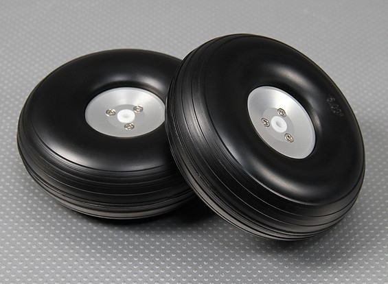 126毫米(5英寸)的轻质合金轮毂量表大会(2PC)