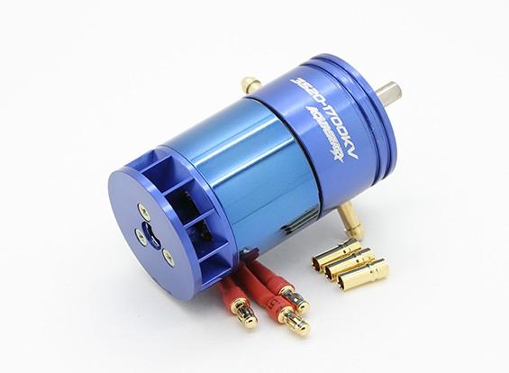 Turnigy水之星3520-1700KV水冷无刷电机外转子