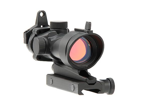 ACOG元素1x32分光红/绿点瞄准镜(黑色)