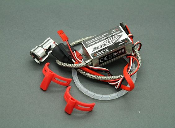 AEROSTAR自动提前点火集的单缸汽油机(CM-6)