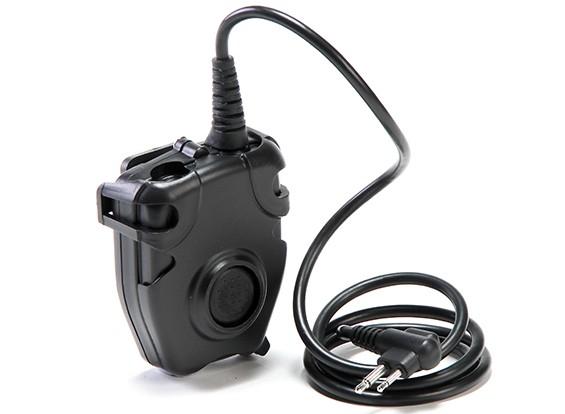 ž战术Z112 PELTOR PTT(摩托罗拉2针版)
